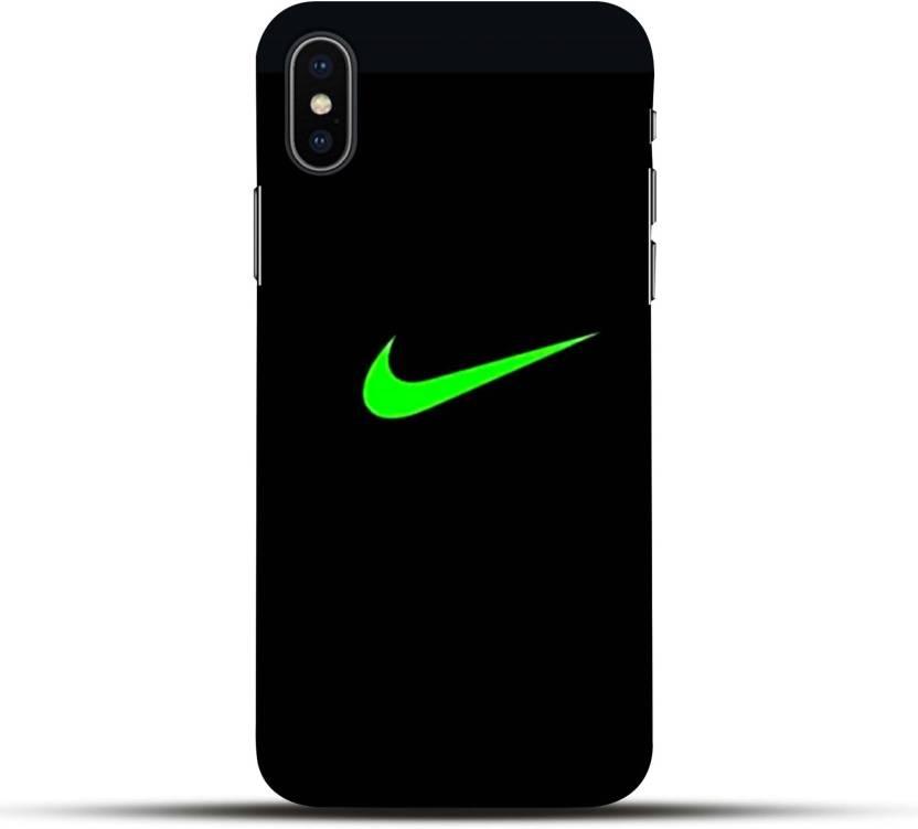 online store 75565 c6294 Pikkme Back Cover for Nike Apple Iphone XS MAX - Pikkme : Flipkart.com