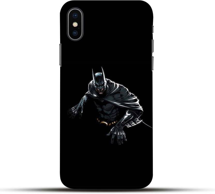 new arrival 4b69d 72820 Pikkme Back Cover for Batman Apple Iphone XS MAX - Pikkme : Flipkart.com