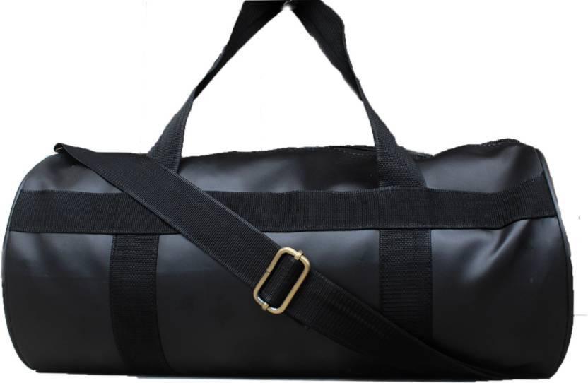 a28c45a81da Future Fashion Gym Bag Body Building Pu Leather Duffle Gym Bag   Sports Bag  For Men and Women For Fitness ...