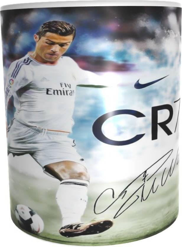 best website 3c7ca a8db8 Pepronica Cristiano Ronaldo Signature - Real Madrid Football ...