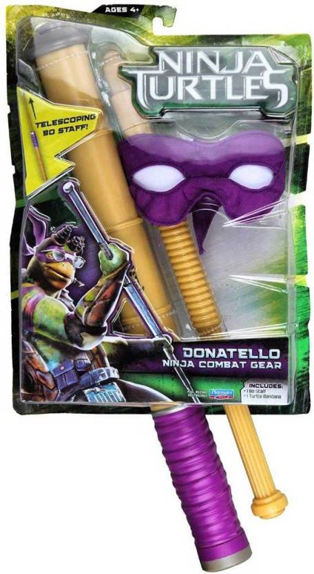 Teenage Mutant Ninja Turtles Movie Basic Roleplay Donatello Combat