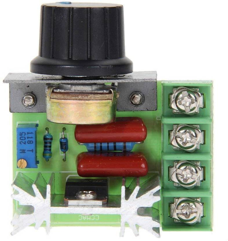 ARDUINO M496 220V 2000W Speed Controller SCR Voltage