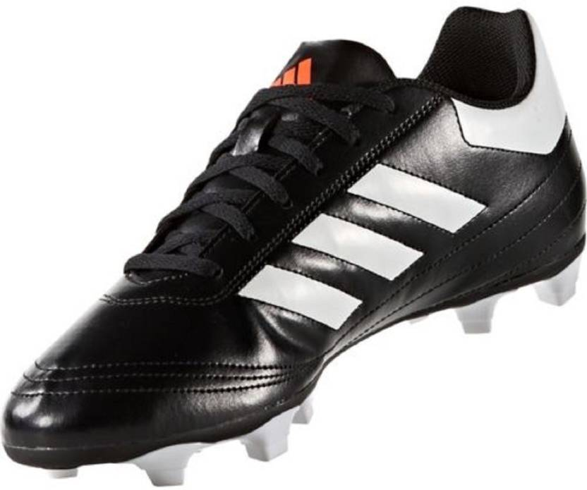 c3308c2c0a4 ADIDAS FOOTBALL GOLETTO 6 FIRM GROUND BOOTS Football Shoes For Men (Black