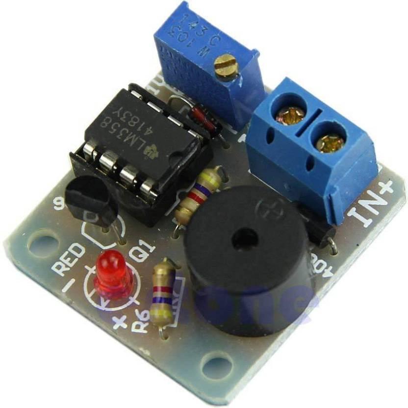ARDUINO M474 12V New Accumulator Sound Light Alarm Buzzer Prevent
