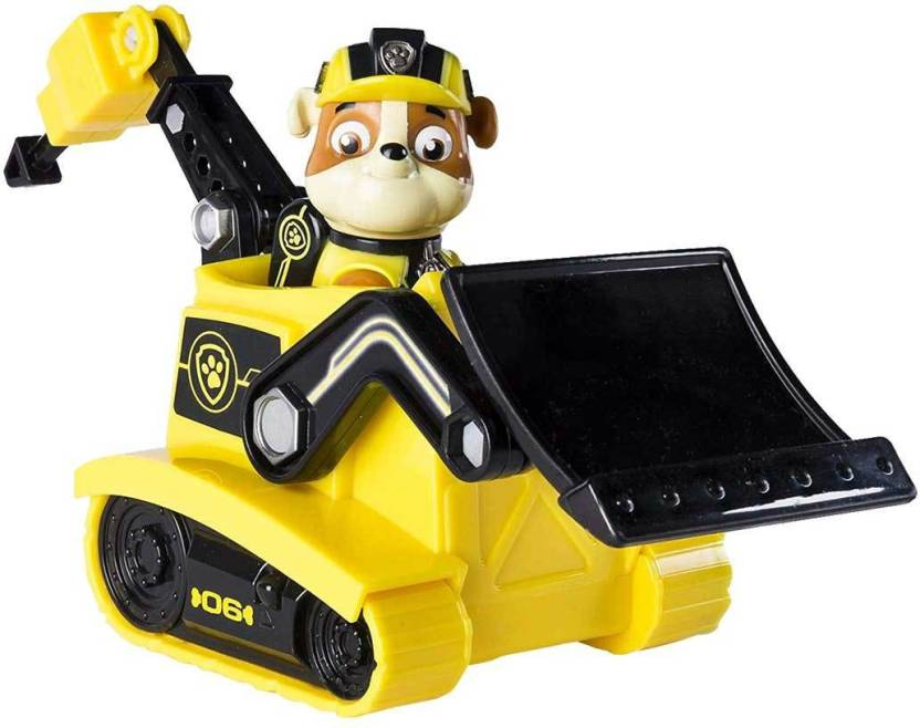 Spin Master Paw Patrol - Mission Paw - Rubble's Mission Bulldozer