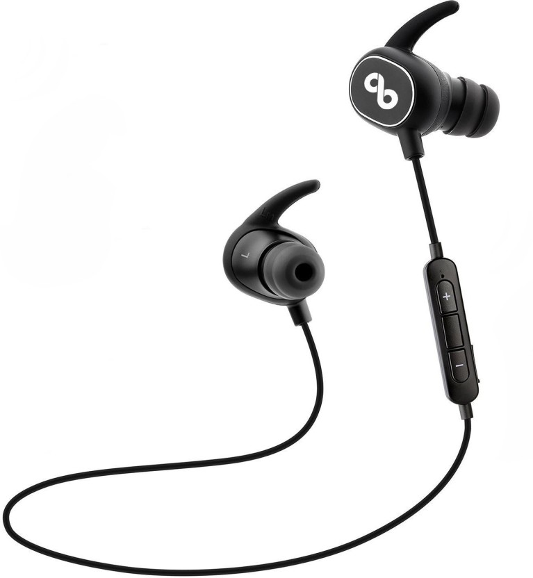 Crossbeats Pulse Bluetooth Headset With Mic Price In India