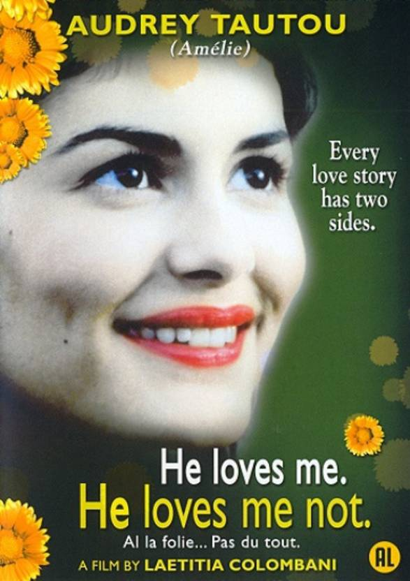 he loves me ho love me not dvd , region free with english