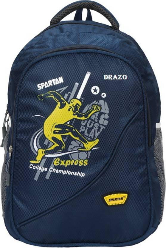 b24988bc7128 DRAZO 1004 EXPRESS BLUE waterproof 30 Backpack BLUE - Price in India ...