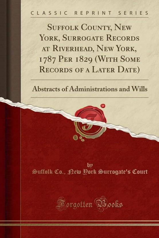 suffolk county new york criminal records