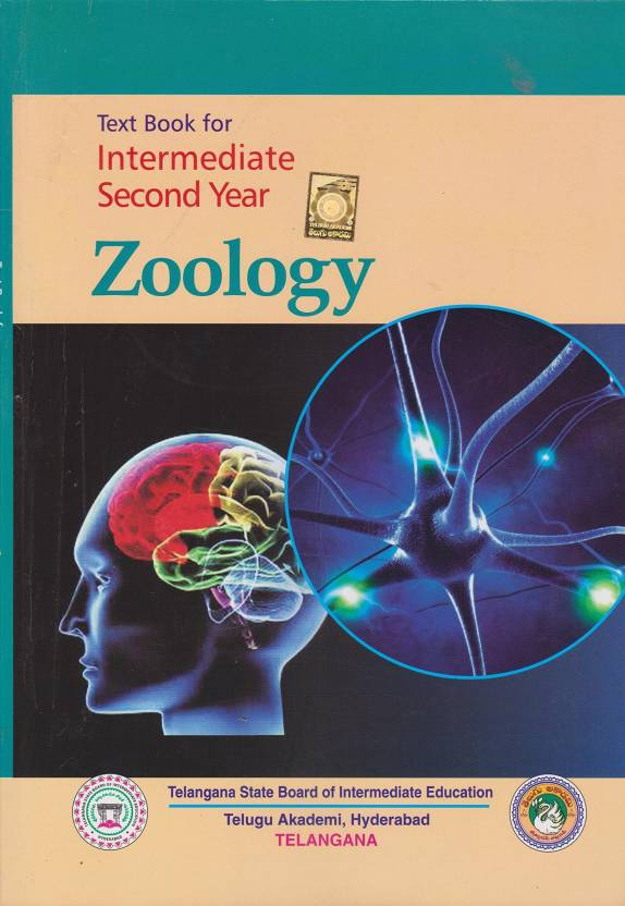 TEXT BOOK FOR INTERMEDIATE SECOND YEAR ZOOLOGY (E/M) (RO