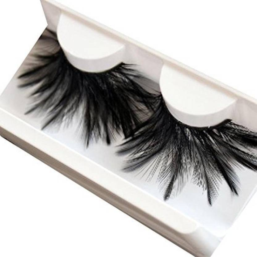 0ee194896b1 Umfun False Eyelashes Women Halloween Stage Party Makeup Artistic Plum  Blossom (Pack of 1)
