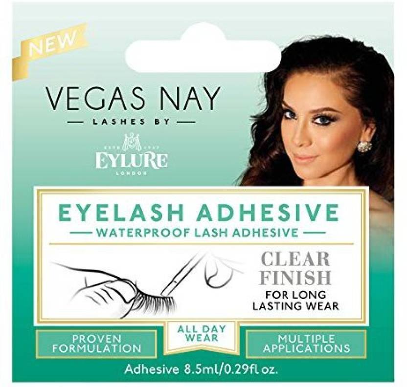Eylure Vegas Nay Fake Eyelashes Glue Price In India Buy Eylure