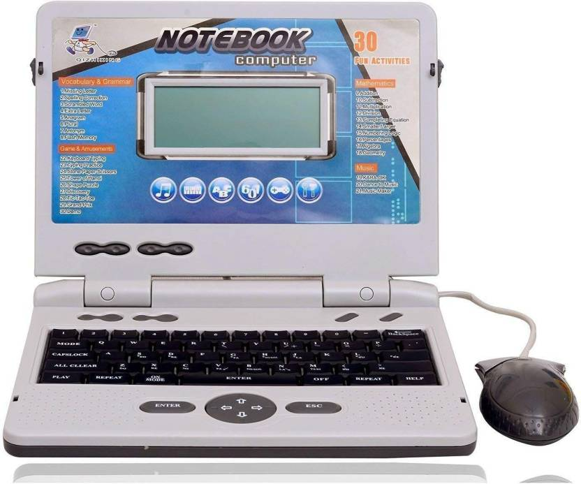 Rv Trader Online >> R V Traders Musical And Educational Notebook Computer Laptop