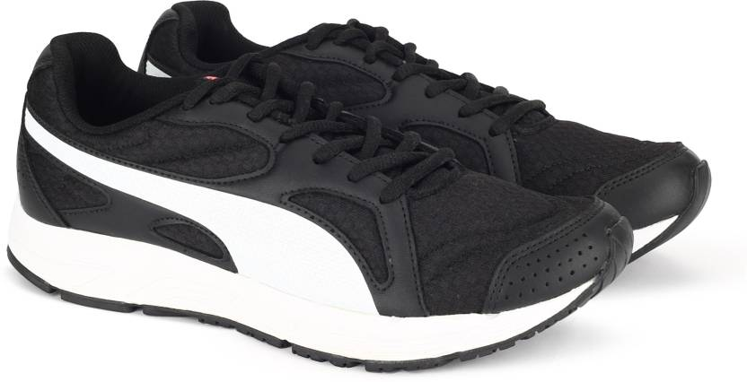 Puma Axis Evo Mesh DP Running Shoes For Men - Buy Puma Black-Puma ... bd93e056f419
