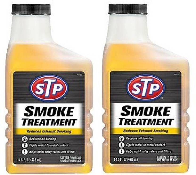 STP STPSMOKETR428MLX2 Treatment 428 ml reduces exhaust