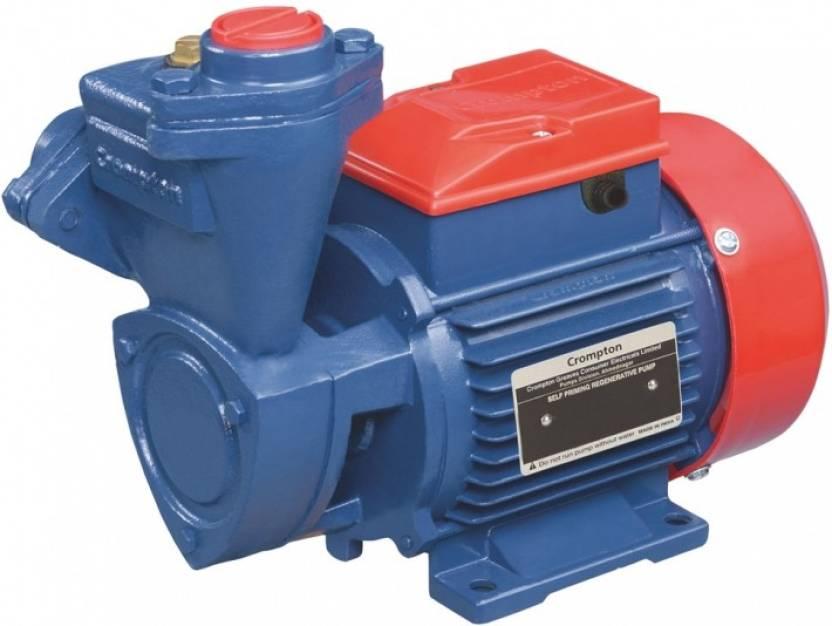 e04569ffc25 Crompton Mini Marvel I 1 HP Self Priming Regenerative Centrifugal Water Pump  (1 HP)