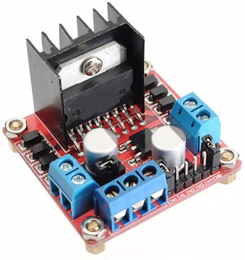 PrimeRobotics L298N 5V-35V Dual H Bridge Stepper Motor
