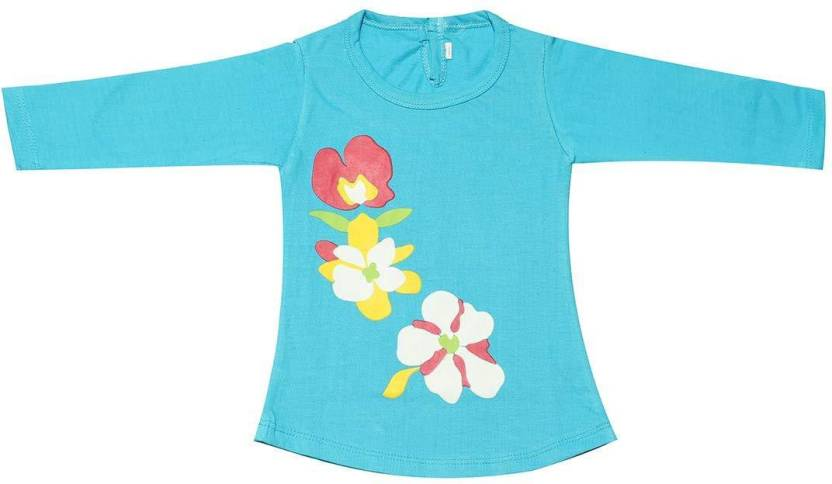 04eca8c15 Babeezworld Baby Girls Casual Cotton Full Sleeve Top Price in India ...