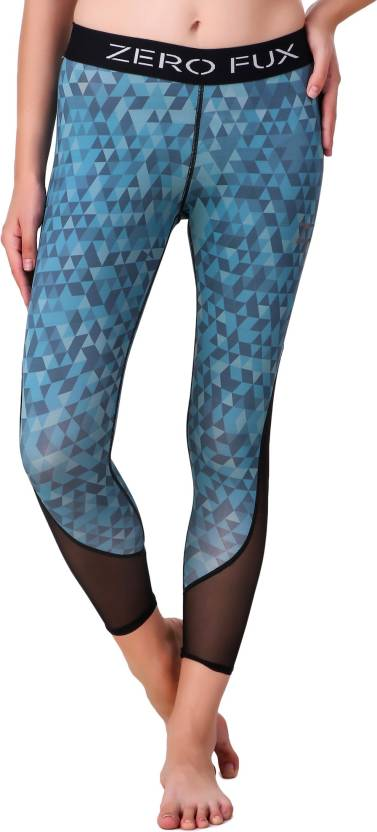 4403a1c1f7085 ZeroFux Ankle Length Legging Price in India - Buy ZeroFux Ankle ...