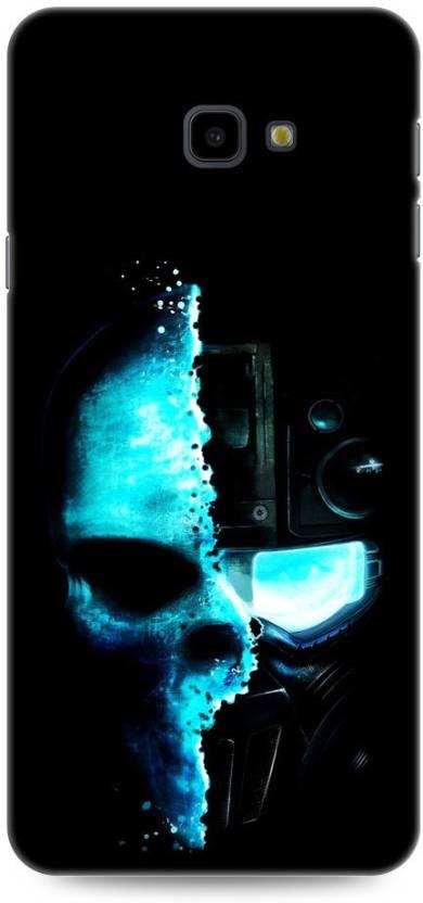 samsung galaxy j4 plus case skull