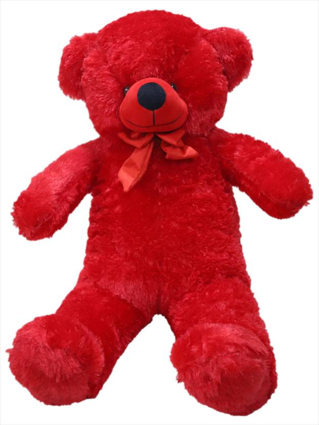 photohub 3 feet red teddy bear for love 85 cm red 85 cm red
