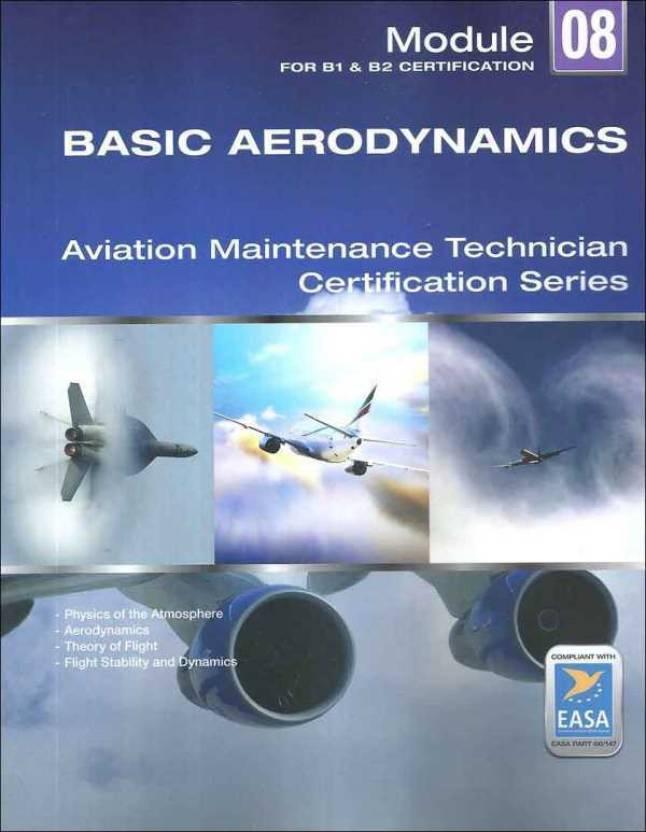 Basic Aerodynamics: EASA Module 08 For B1 & B2 Level: Buy