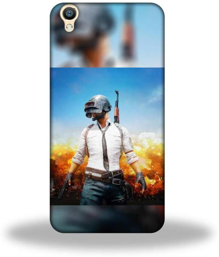 new concept c3015 211f8 VICTORYFLAG Back Cover for Oppo A37 Pubg Printed - VICTORYFLAG ...