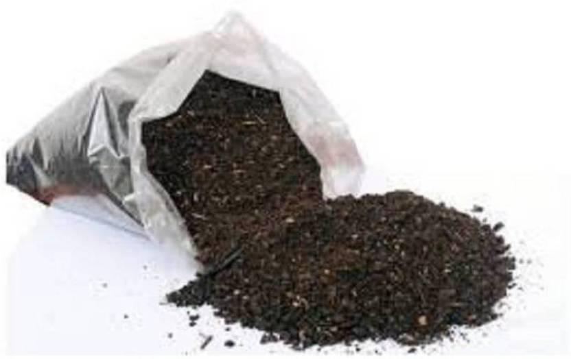 Homemade Organic Fertilizer Vermicompost 6 kg Soil Manure (6 kg Powder)