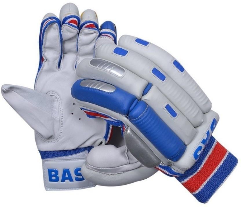 Player Grade LH Kookaburra Kahuna Players Batting Gloves - Free Shipping