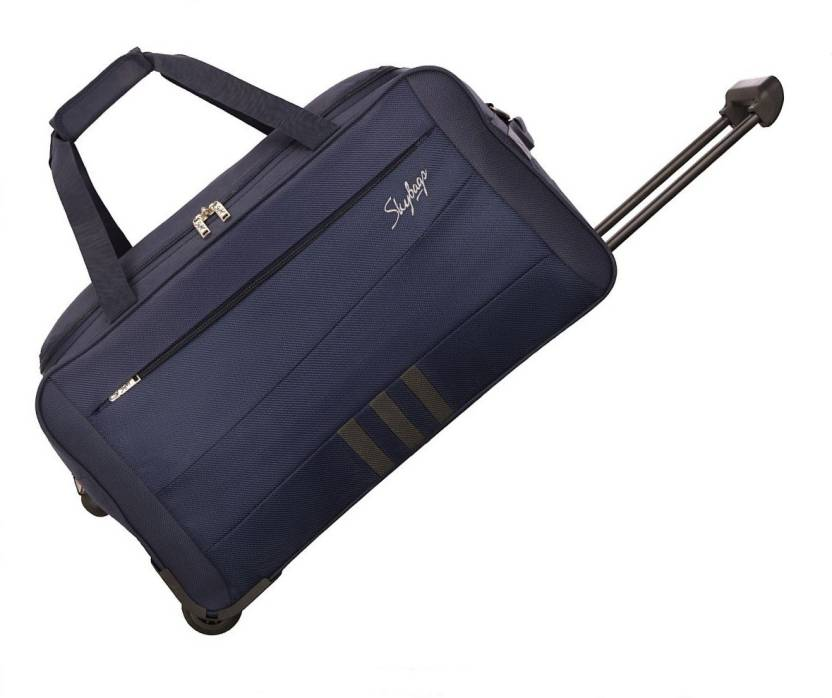 Skybags 19 inch 50 cm Italy Travel Duffel Bag Blue - Price in India ... 54155918ea928
