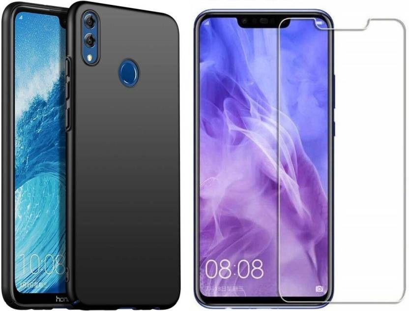 Gadget Hub Case Accessory Combo for Huawei Honor 8X Price in India