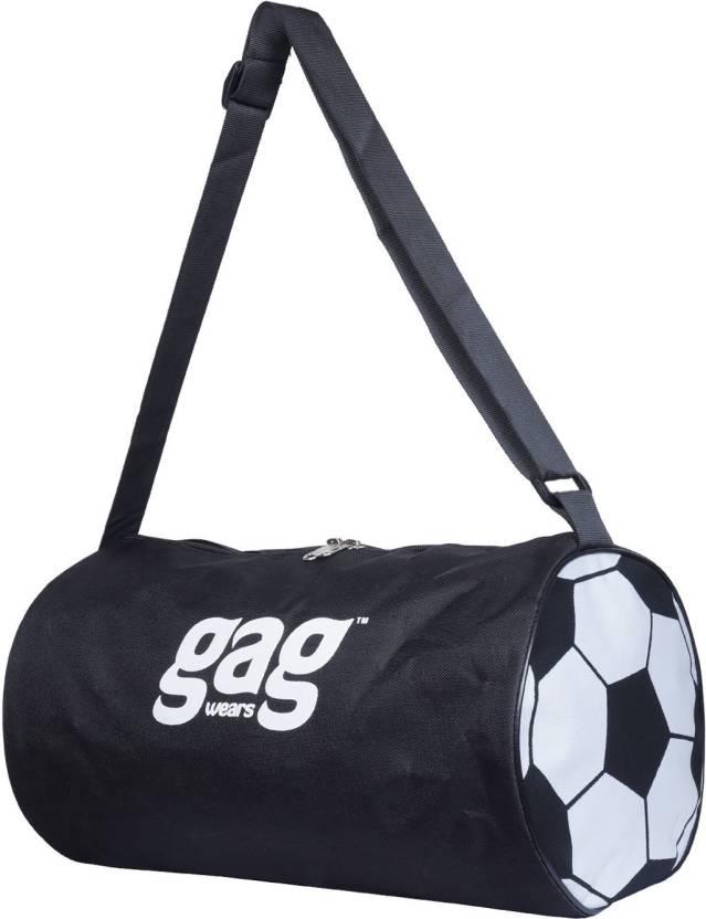 gag wears Football Design Gym Bag - Buy gag wears Football Design ... fe09fc97b1bdf