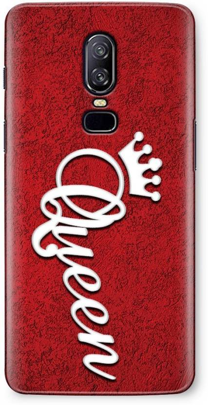 best sneakers 67f88 d02bf CRAZYINK Back Cover for OnePlus 6 - CRAZYINK : Flipkart.com