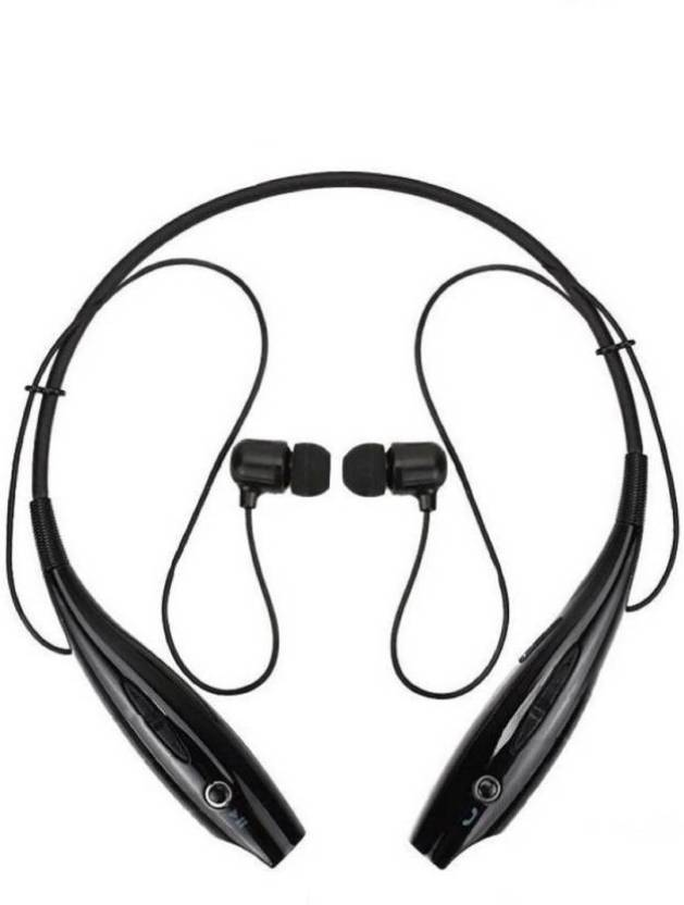 73f88c7e7f2 CALLIE 30 Bluetooth Stereo Headset Bluetooth Headset with Mic (Black, In  the Ear)