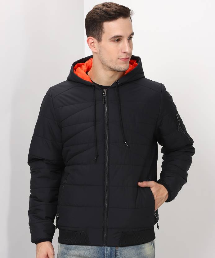 047312a1e9b REEBOK Full Sleeve Solid Men Jacket - Buy REEBOK Full Sleeve Solid Men  Jacket Online at Best Prices in India