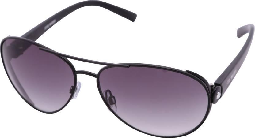 493bb06f38 Buy Steve Madden Aviator Sunglasses Grey For Men Online   Best ...