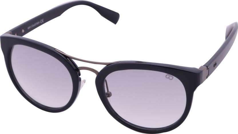 3e9e34ff53 Buy Gio Collection Oval Sunglasses Grey For Women Online   Best ...