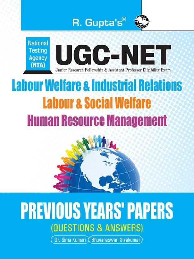 UGC-NET: Labour Welfare & Industrial Relations/Labour & Social