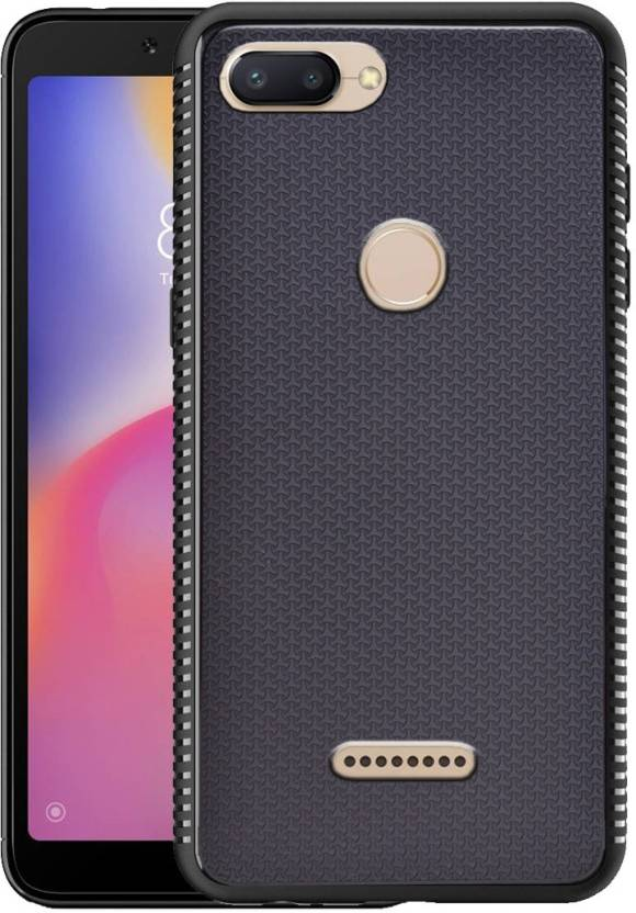 pretty nice c3462 a59aa Flipkart SmartBuy Back Cover for Mi Redmi 6