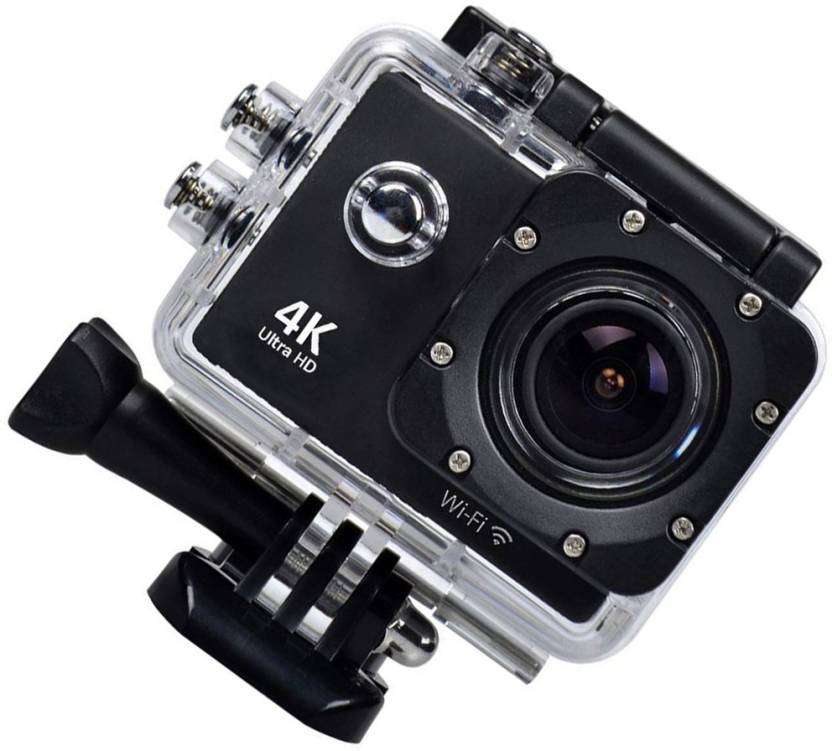 BIRATTY 4k Camera Waterproof Sports Action Camera – 4K