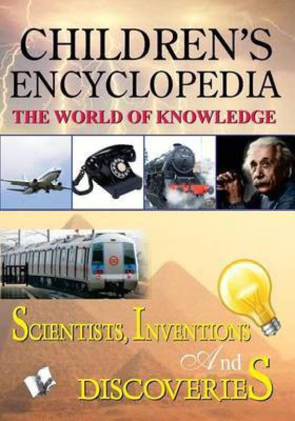 Image result for Children's Encyclopedia the world of knowledge