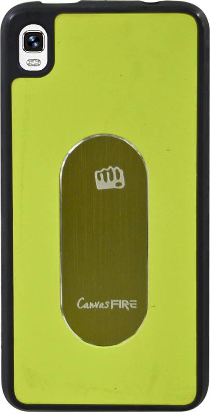 save off 12148 a4853 COVERBLACK Back Cover for Micromax A093 Canvas Fire - COVERBLACK ...