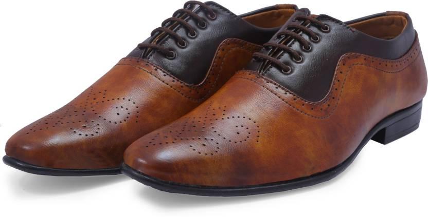 66f71c6ad1de bikbok Formals for mens Brogues For Men - Buy bikbok Formals for ...