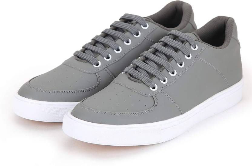 f34c89d2d23dd2 Boltt Envy Smart Casual Sneakers for Men - Walk and Earn Rewards with The  BolttCoin App Sneakers For Men (Grey)