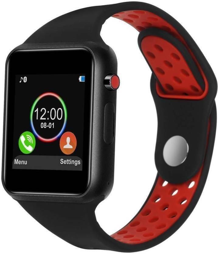 a03b1aa3da6 WILES M3 Bluetooth Smart Watch With Camera