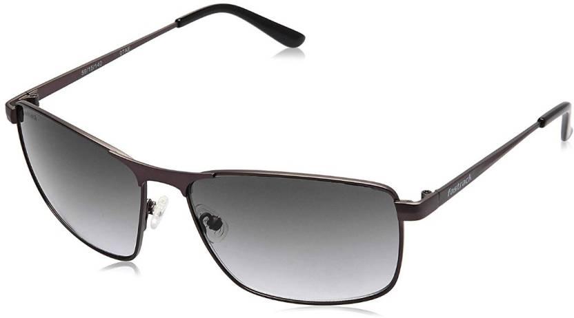 e55861700814 Buy Fastrack Rectangular Sunglasses Black For Men Online   Best ...