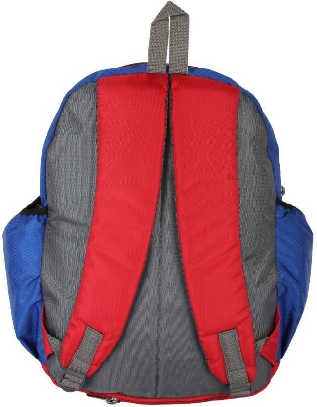 Roshiaaz Stylish Backpack School Bag For Boys B Girls College Birthday Gift Travel Easy To Carry 21 L Blue