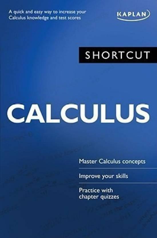 Shortcut Calculus: Buy Shortcut Calculus by Kaplan at Low