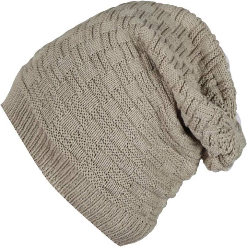 493b14ee6c9 HANDCUFFS Unisex Winter Warm Knitting Hats Wool Baggy Slouchy Beanie Hat  Skull Cap Men Women Cap - Buy HANDCUFFS Unisex Winter Warm Knitting Hats  Wool Baggy ...