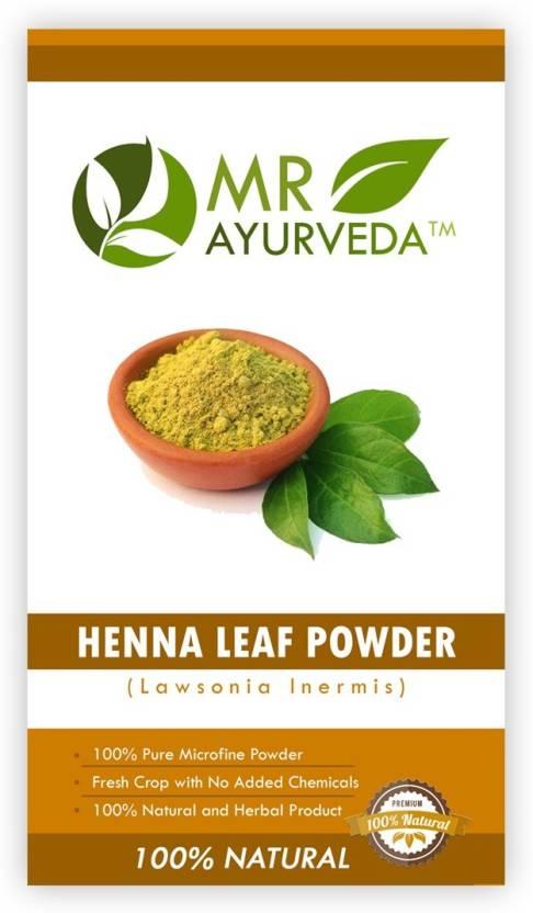 0e12b2f20 MR Ayurveda 100% Herbal Mehendi Powder Hair Color - Price in India ...